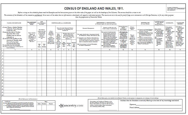 1841 census england online dating